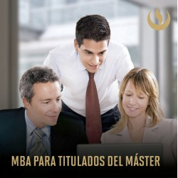 MBA para Titulados del Máster