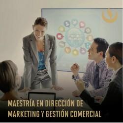 Maestría en Dirección de Marketing y Gestión Comercial