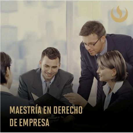 Maestría en Derecho de Empresa