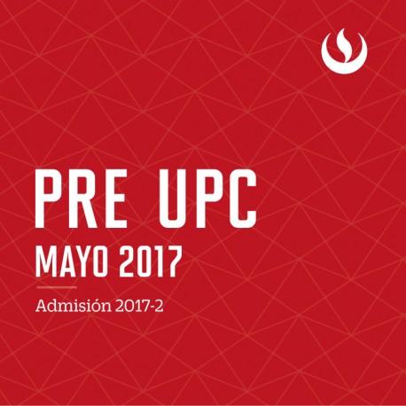 PRE UPC MAYO 2017