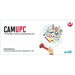 Congreso de Administración y Marketing - CAM UPC 2017