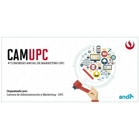 Congreso de Administración y Marketing CAM UPC 2017