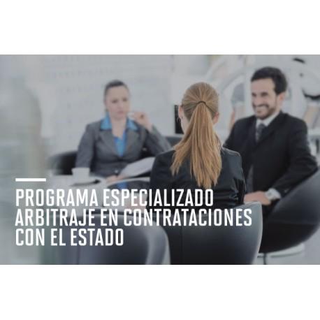 Programa Especializado en Arbitraje en Contrataciones con el Estado