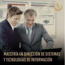 Maestría en Dirección de Sistemas y Tecnologías de Información