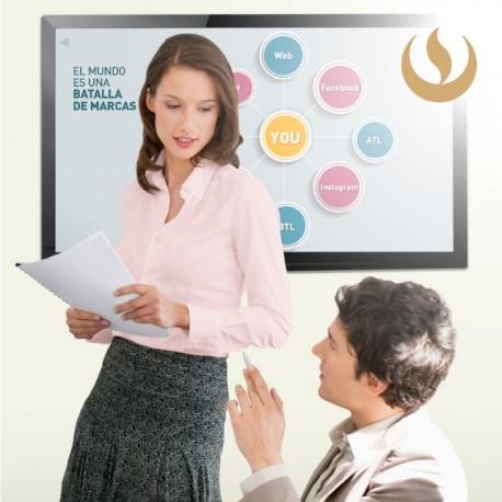 Programa Especializado en Branding – Gestión de marcas