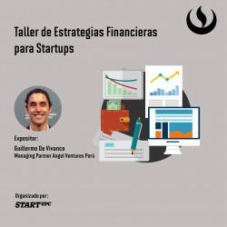 Taller de Estrategias Financieras para Startups